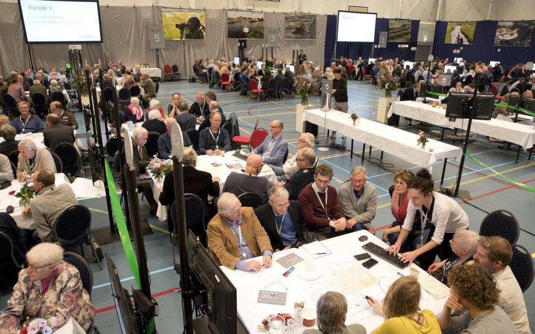 Boeren en burgers Eemland best blij met elkaar